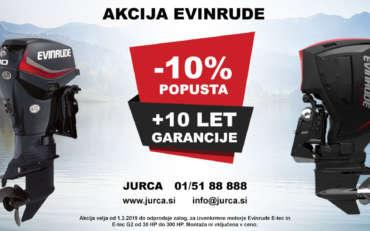 AKCIJA -10% +10LET